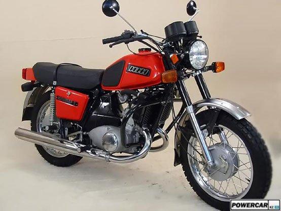 Мотоцикл название иж юпитер иж