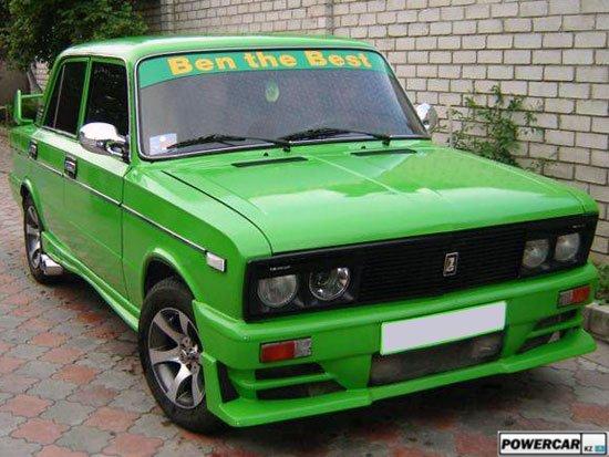 171powercar187 � АВТО Т�нинг СНГ ВАЗ Лада 2106 Фо�о 2